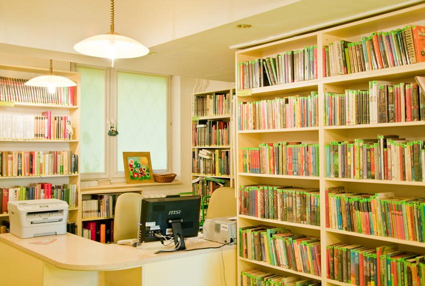 Biblioteka dla Dzieci i Młodzieży Nr 7 | Ursynoteka